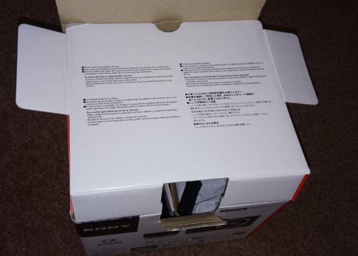 Sony A6000 - 2