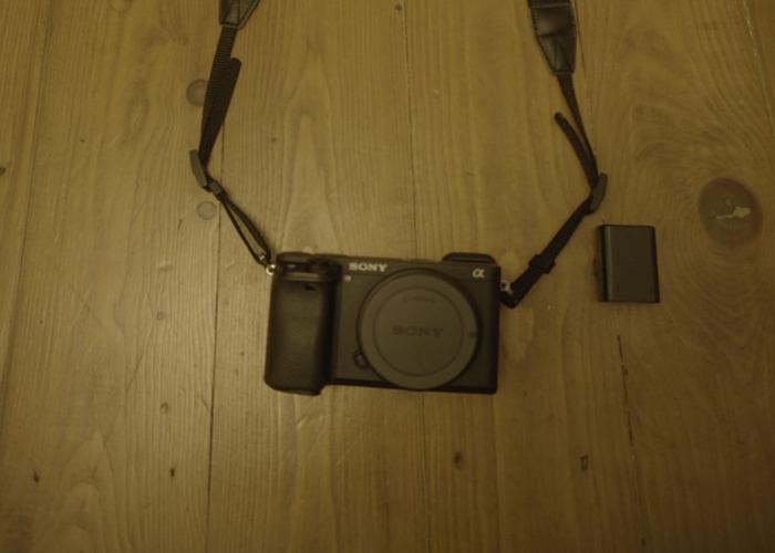Sony A6300 Camera - 1