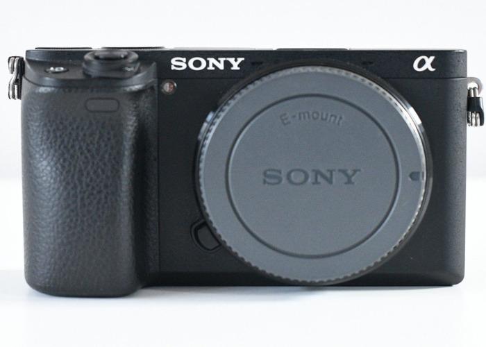 Sony A6300 Mirrorless Digital Camera - Body Only - 1
