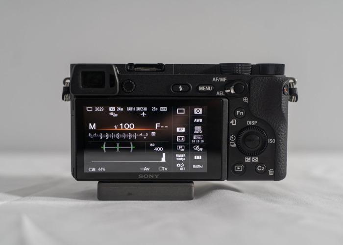 Sony A6300 with Sigma Mc-11 + 128gb SD Card - 2