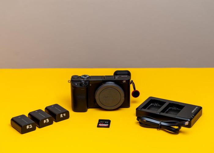 Sony A6400 Camera - 1