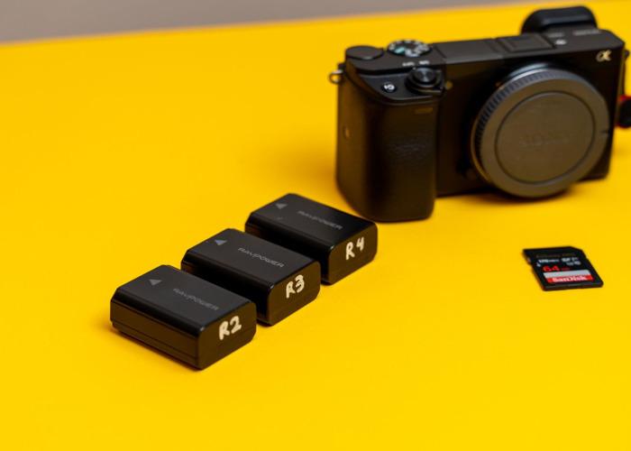 Sony A6400 Camera - 2