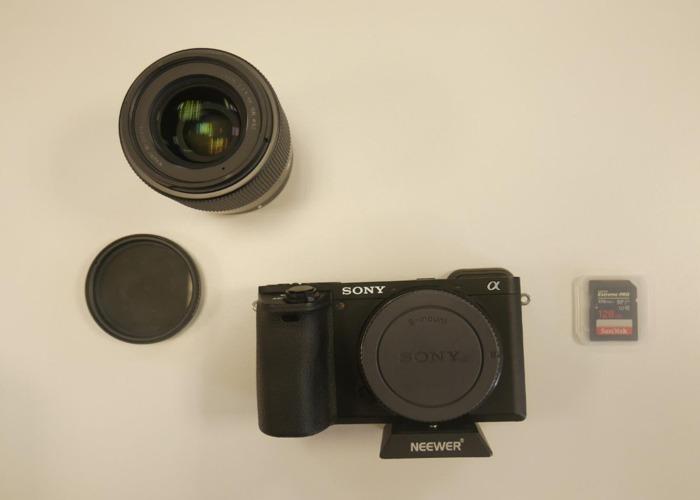 Sony a6500 - 1