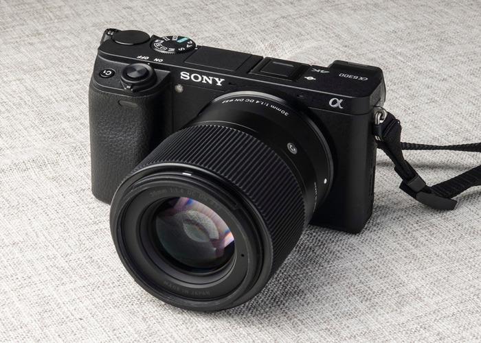 Sony a6500 4K Mirrorless Camera w/ 16mm, 30mm & 50mm - 1