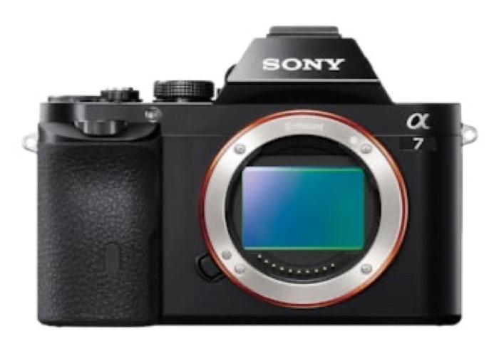 Sony a7 body - 1