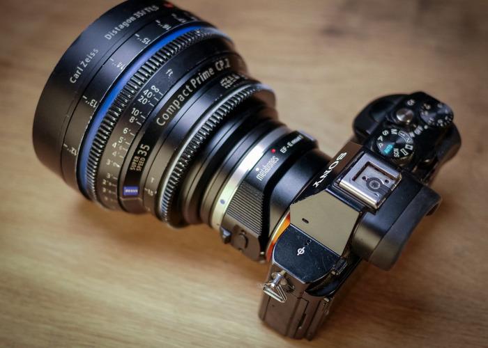Sony A7 Camera Kit (Canon EF, Nikon or PL mount) - 1