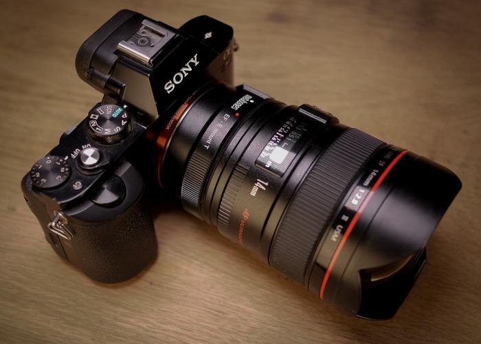 Sony A7 Camera Kit (Canon EF, Nikon or PL mount) - 2