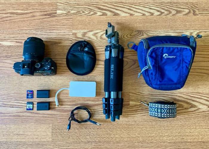 Sony a7 ii Body + Lens Package  - 1