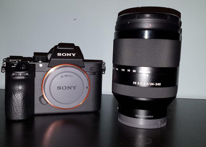 Sony a7 III + 24 - 240mm - 2