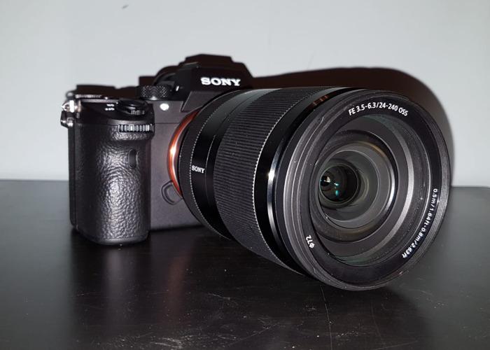 Sony a7 III + 24 - 240mm - 1