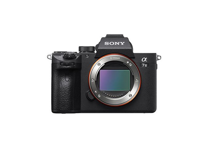 Sony A7 III Digital Camera Body - 1