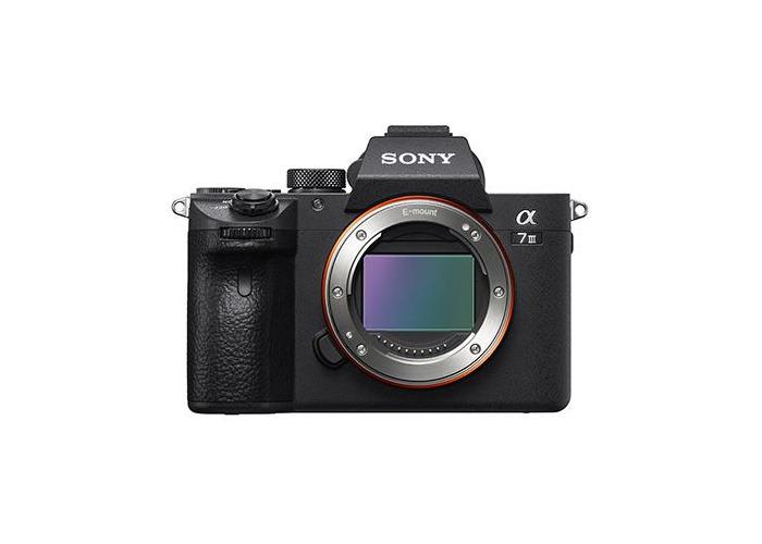Sony A7 III Digital Camera Body - 1