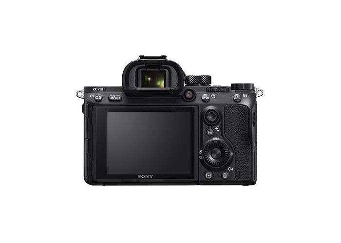 Sony A7 III Digital Camera Body - 2