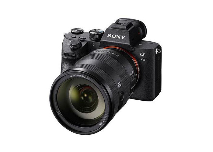 Sony A7 III Digital Camera with 24-105mm Lens - 1