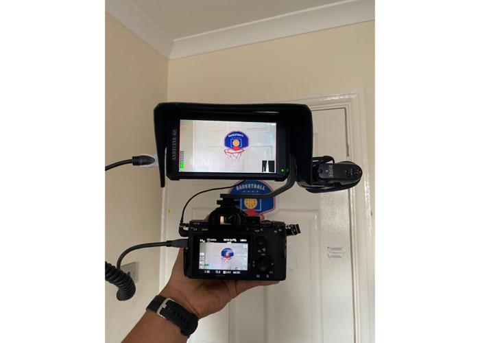 Sony A7 III Documentary Camera Kit - 1