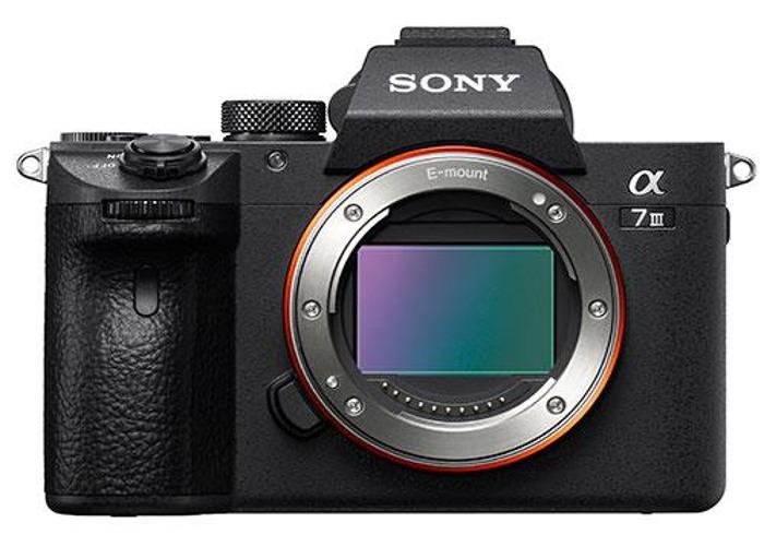 Sony a7iii Mirrorless Camera Body - 1