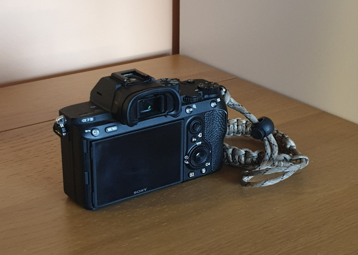 Sony a7 III Mirrorless Camera Body - 2
