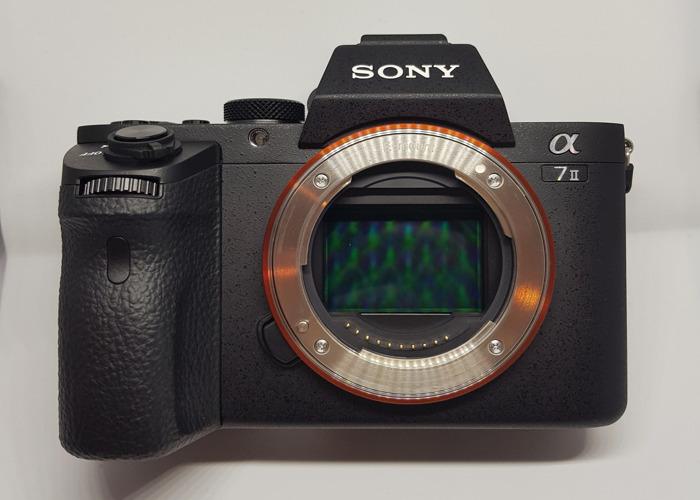 Sony A7 mark ii body only - 1