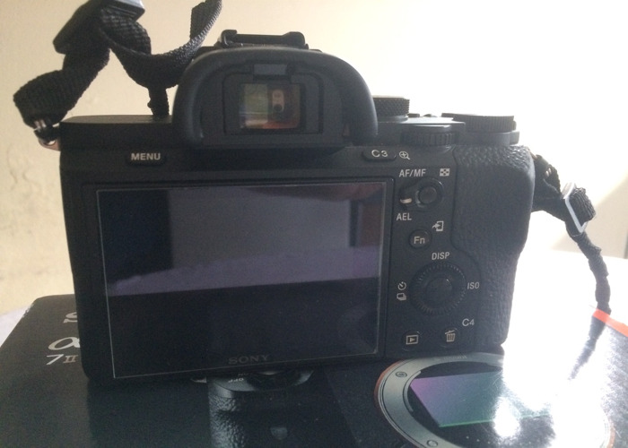 Sony a7ii Body and Kit - 2