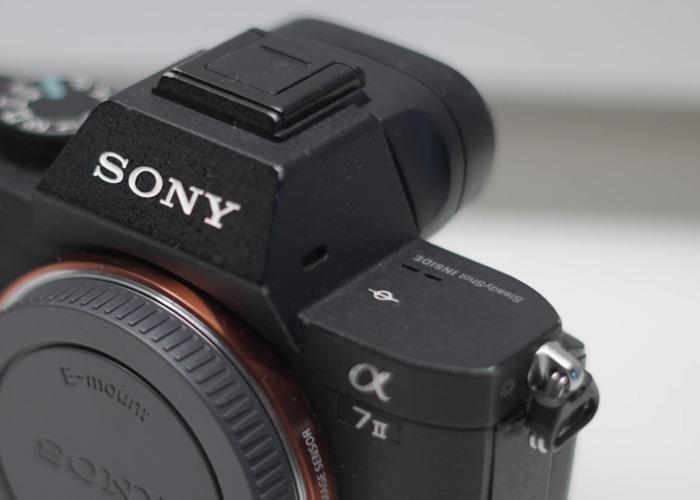 Sony A7ii Body Only - 2