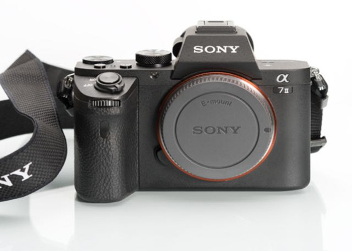 Sony A7ii Mirrorless Dslr - 1