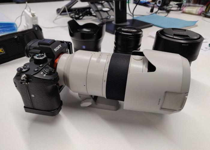 Sony A7III + 70-200 GMaster - 1