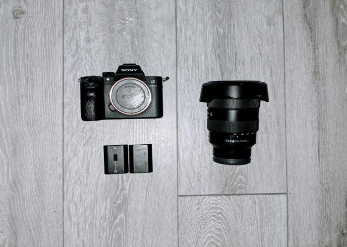 Sony A7III + FE 16-35 f2.8 GM A73 (Bundle) - 1