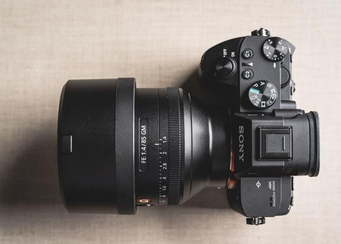 Sony A7iii + FE 85mm F1.4 GM - 1