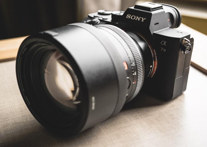 Sony A7iii + FE 85mm F1.4 GM - 2
