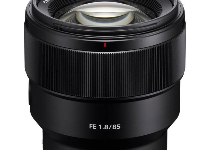 Sony A7iii + Sony 85mm 1.8 Lens - 2