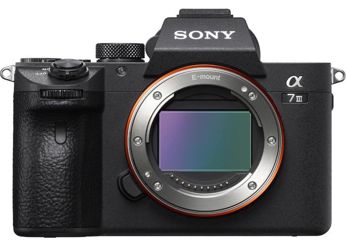 Sony A7iii + Sony 85mm 1.8 Lens - 1