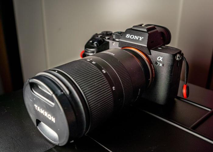 Sony A7III + Tamron FE 28-75mm F2.8 - 1