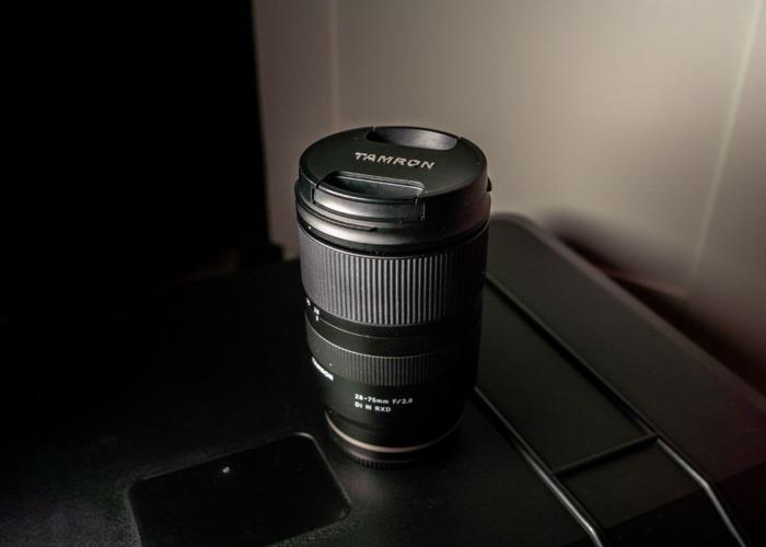 Sony A7III + Tamron FE 28-75mm F2.8 - 2