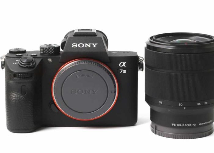 Sony A7iii 28-70mm  - 1