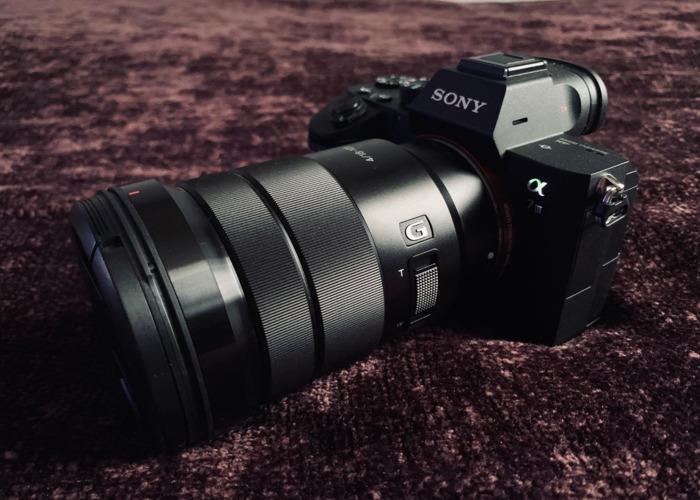 Sony A7iii (A73) + DJI Ronin S Kit w/Focus Wheel + SmallRig Wooden Handgrip - 2