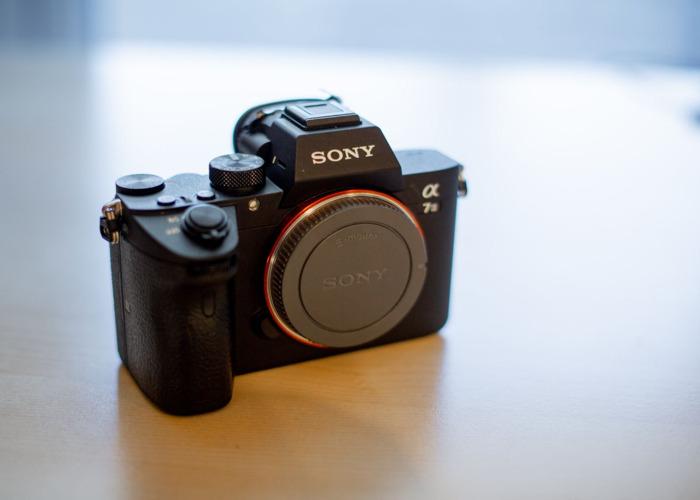 Sony A7iii low light body - 1