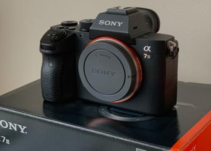 Sony A7iii (mk 3) - 2