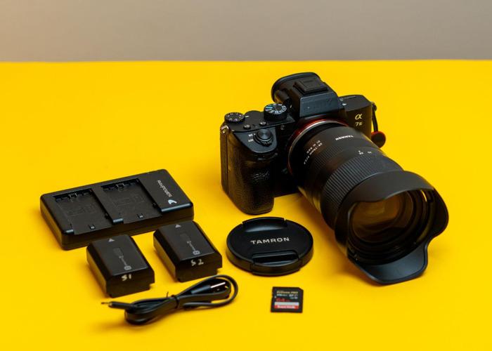 Sony A7III mk3 Tamron 28-75mm F2.8 - 1