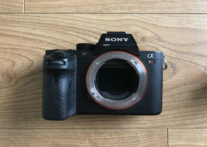Sony A7R ii  - 1