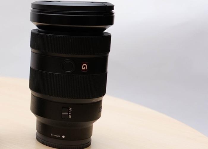 Sony A7R IV camera body + 24-70mm Gmaster lens - 2