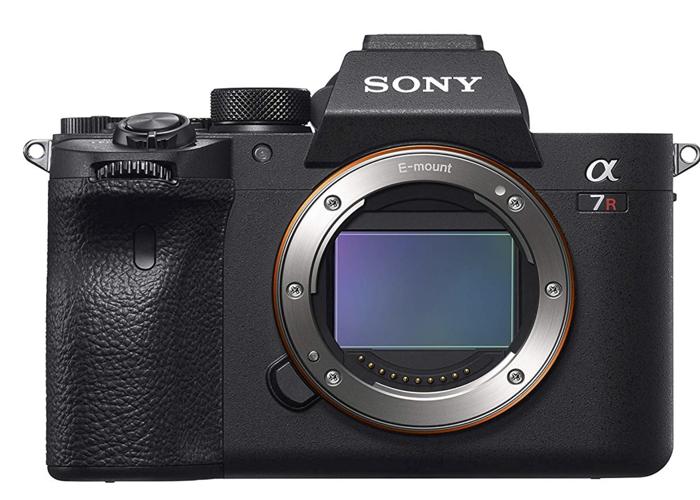 Sony A7R IV Digital Camera Body - 1