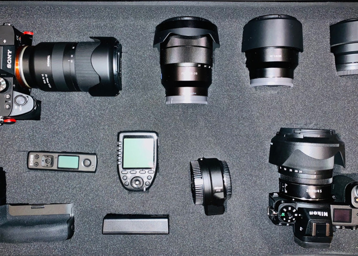Sony A7R3 42 MP photo and 4K video camera - 1