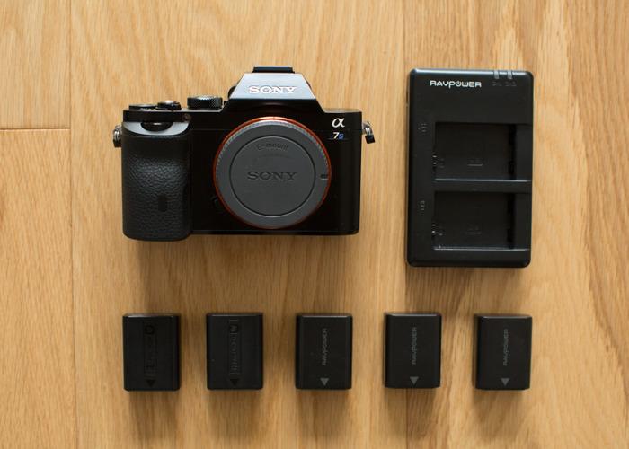 Sony a7s i - 1