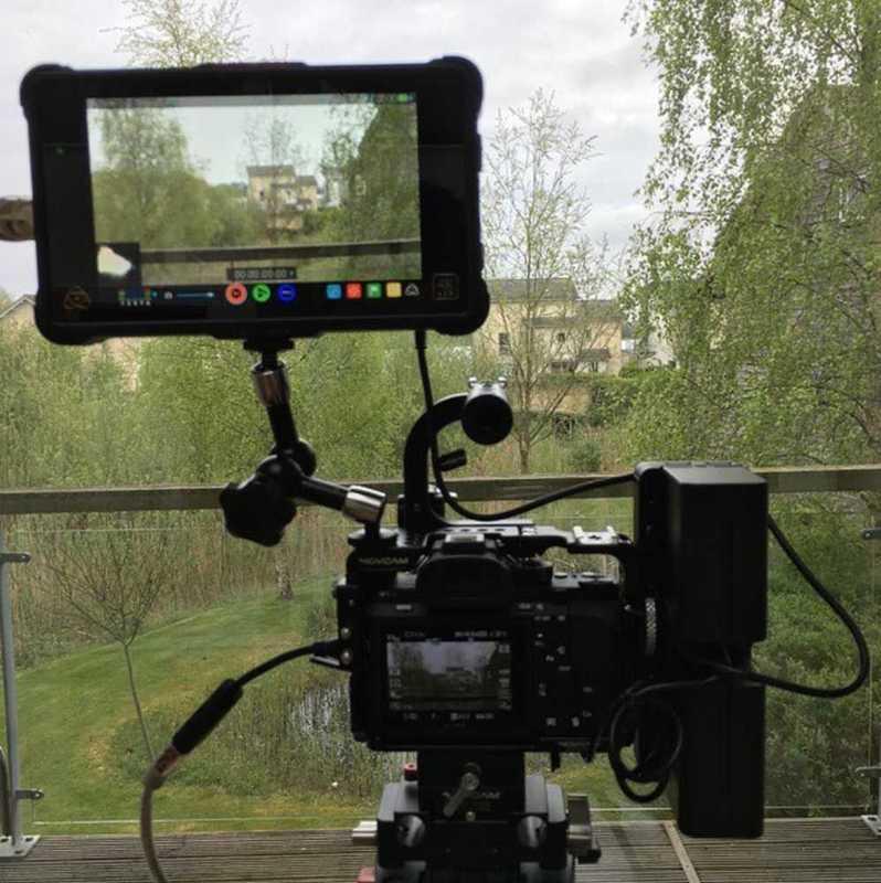 Sony A7s Film Kit - 1