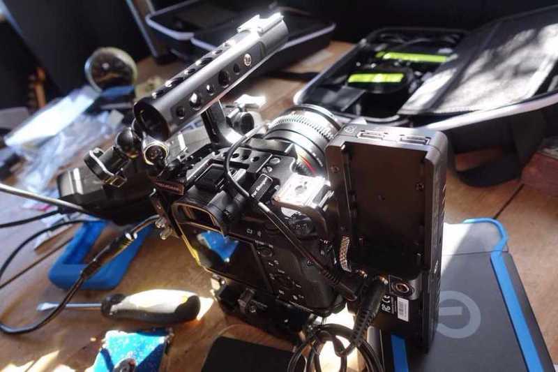 Sony A7s Film Kit - 2