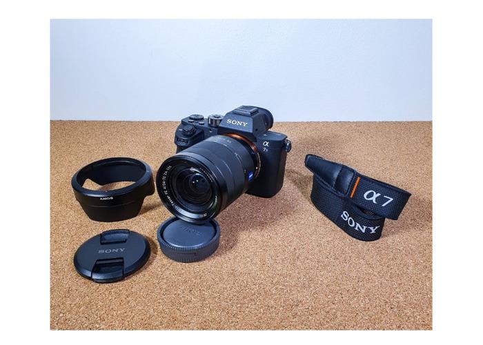 Sony a7sII 24-70mm F4 Carl Zeiss Lens  - Sony a7s 2 II  - 1