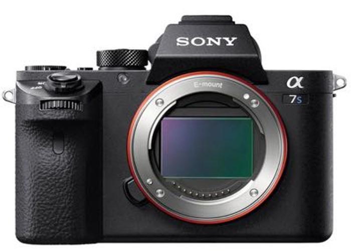Sony A7S ii + 50mm + 35mm + 24mm - 1