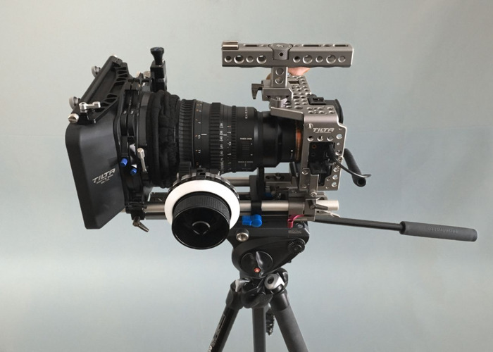 Rent Sony A7S II + Lens + TILTA Cage/Rig (without Monitor