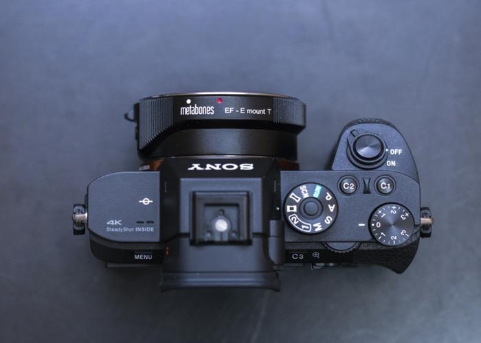 Sony A7s ii - 2
