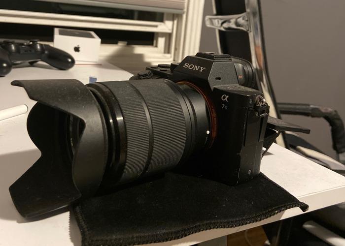 Sony A7s II - 1